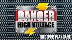 Videoslots Danger High Voltage ★ Free Spins Play Game ★