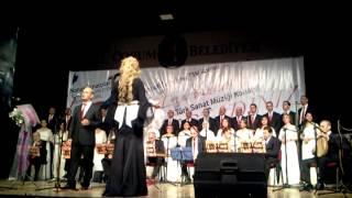 Çorum Belediyesi Fasl-ı Muhabbet Konseri / Bir Gönül Hikayesi /Hikmet Şahinbaş