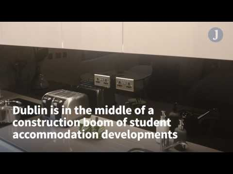 A look inside new student accommodation in Dublin