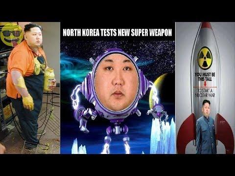 Internet Trolls North Korea Kim Jong Un And It's Hilarious