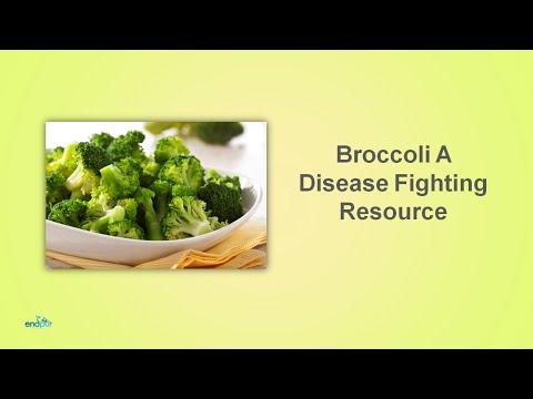 Broccoli A Disease Fighting Resource - Health Benefits of Broccoli