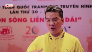 Đàm Vĩnh Hưng đồng hành cùng Cúp Xe Đạp Truyền Hình 2018