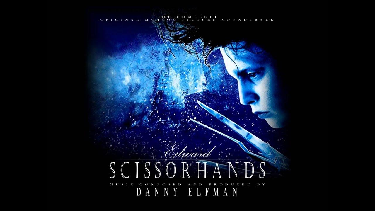 edward scissorhands essay introduction