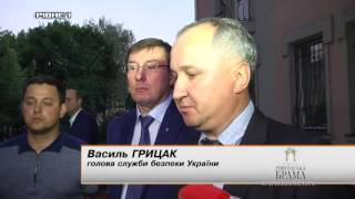 Як на Рівненщині затримували заступника прокурора Андрія Боровика