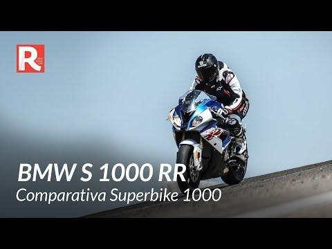 BMW S 1000 RR 2018  Prova in pista  Comparativa Superbike 2018
