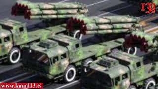 Азербайджан получил от России новую партию военной техники