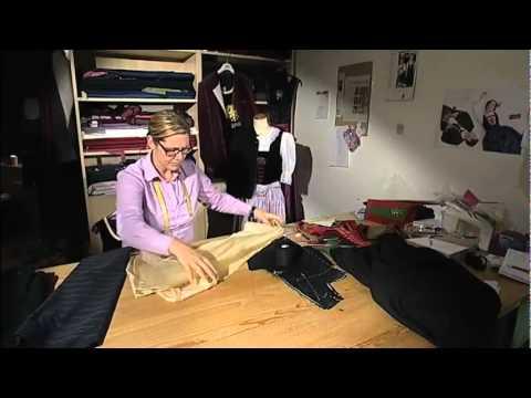 Tiroler Trachten & Dirndl selber nähen - YouTube