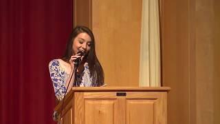 Raynham Middle School Talent Show 2015