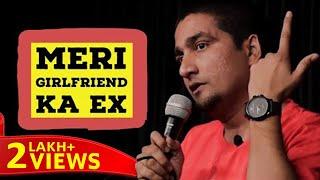 Meri Girlfriend Ka Ex & Delhi Auto  Standup Comedy  Vibhor Chaudhary  