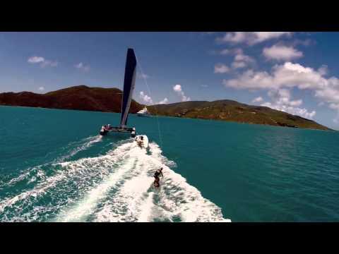 SOMA wakeboarding vid