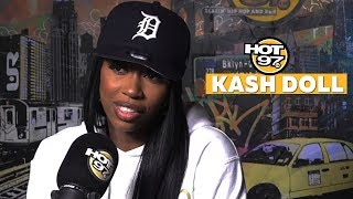 Kash Doll Shares Intimate Details w/ TT Torrez About Her Life as a Stripper & Passing of Her Father