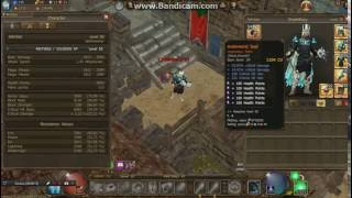 Drakensang online My mage stat and items 2016.