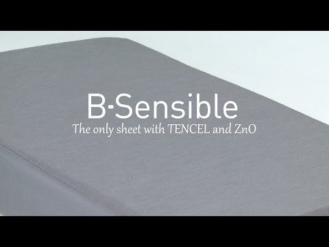 BSensible - The only sheet with Tencel and ZnO  (EN)