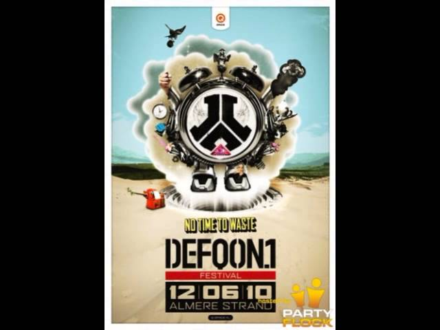 Charly Lownoise & Mental Theo @ Defqon.1 2010