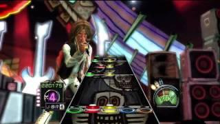 Aerosmith - Train Kept A' Rollin HD Expert Guitar Hero Aerosmith