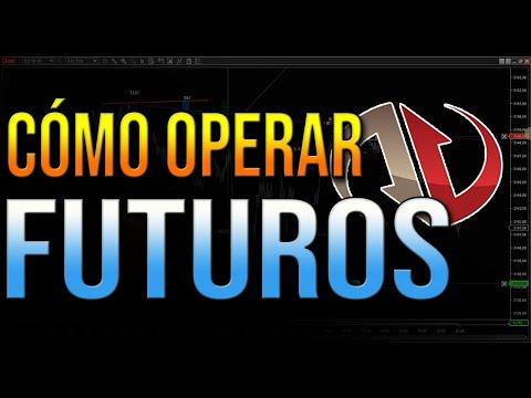 💻 CÓMO OPERAR FUTUROS en NinjaTrader 8