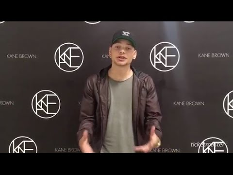 Exclusive Interview with Kane Brown