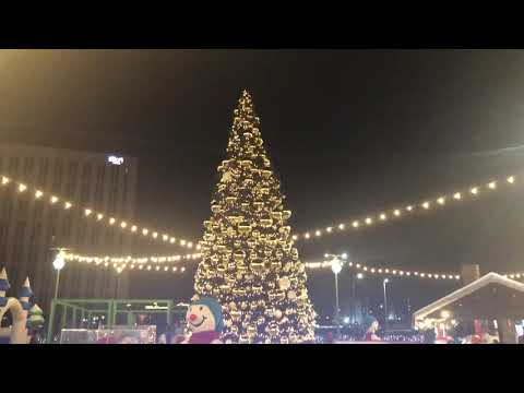 Winter Wonderland at Maeisim City Center || Dubai,UAE
