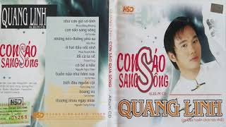 Album CON SÁO SANG SÔNG - Tuyệt phẩm Quang Linh - Hoàng Đỉnh Production
