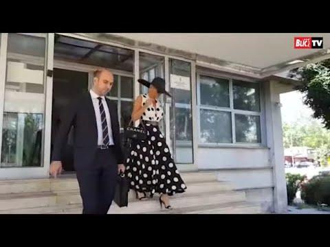 JELENA BEZ REČI NAPUSTILA SUD Karleuša se krila ispod šešira zakazano novo suđenje