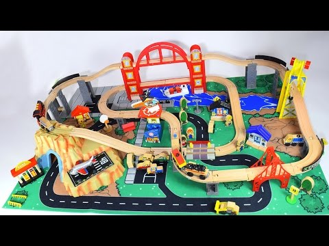 Thumbnail: toy train videos for children - train videos - trains - videos for children - chu chu kids