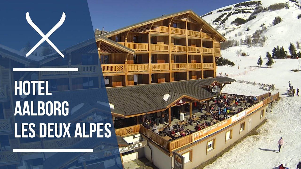 Neilson Hotel Aalborg Les Deux Alpes France Iglu Ski Youtube