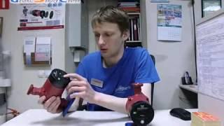 видео Насос Grundfos ALPHA