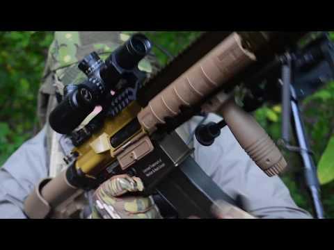 Extreme Loadouts: DMR (Designated Marksman Rifle) - HK G28, PCU, CodeRed Bone Conductor, Condor