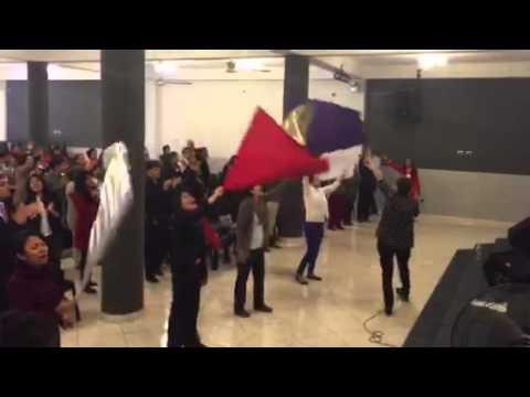 Worship in Peru - 2