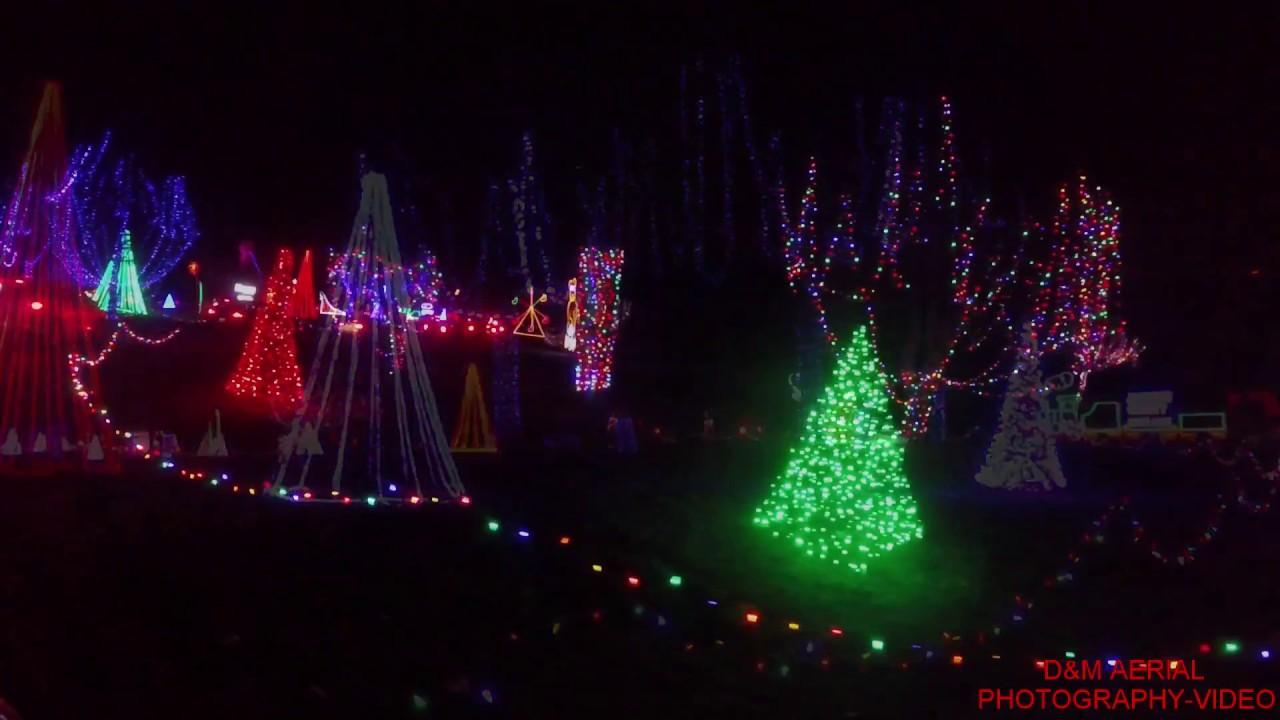 Christmas In The Park Longview Lake 2016
