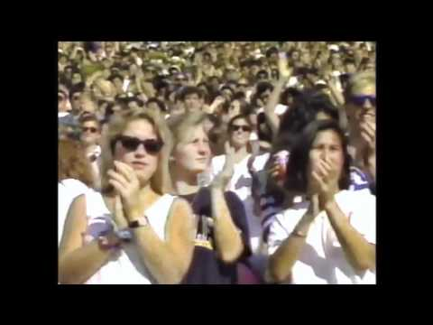 Cal Football Highlights 1991 - USC - Part 1