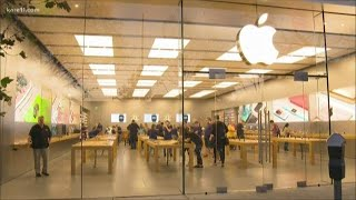 Gambar cover Apple launches discount store for veterans online