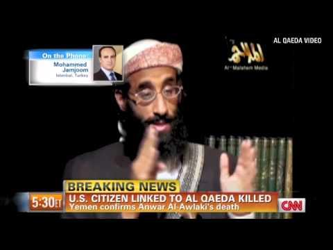 Anwar al Awlaki is Killed in Yemen