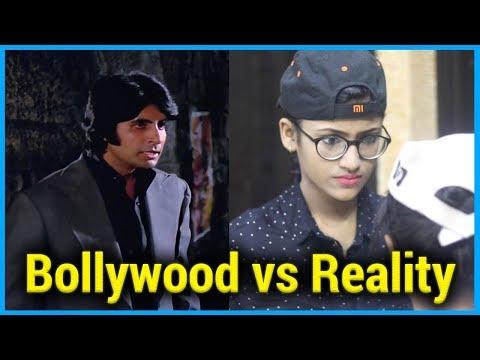 Bollywood vs Reality   Samreen Ali