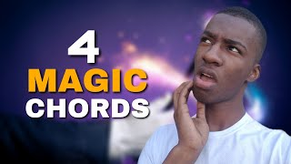Play Most Songs with those 4 MAGIC CHORDS Piano