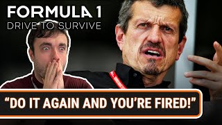 F1 Fans React To The Best Moments In 'Drive To Survive'