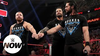 How the WWE Universe says goodbye to The Shield: WWE Now