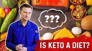 Is Keto a Diet?