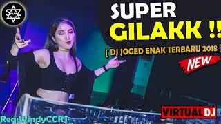 DJ SUPER REMIX BASS BEAT 2018  [ DJ JOGET PALING MANTAP DI DUNIA  ]  BY DJ SKYZO TRAP