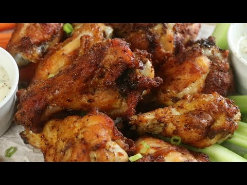 how-to-make-baked-crispy-chicken-wings