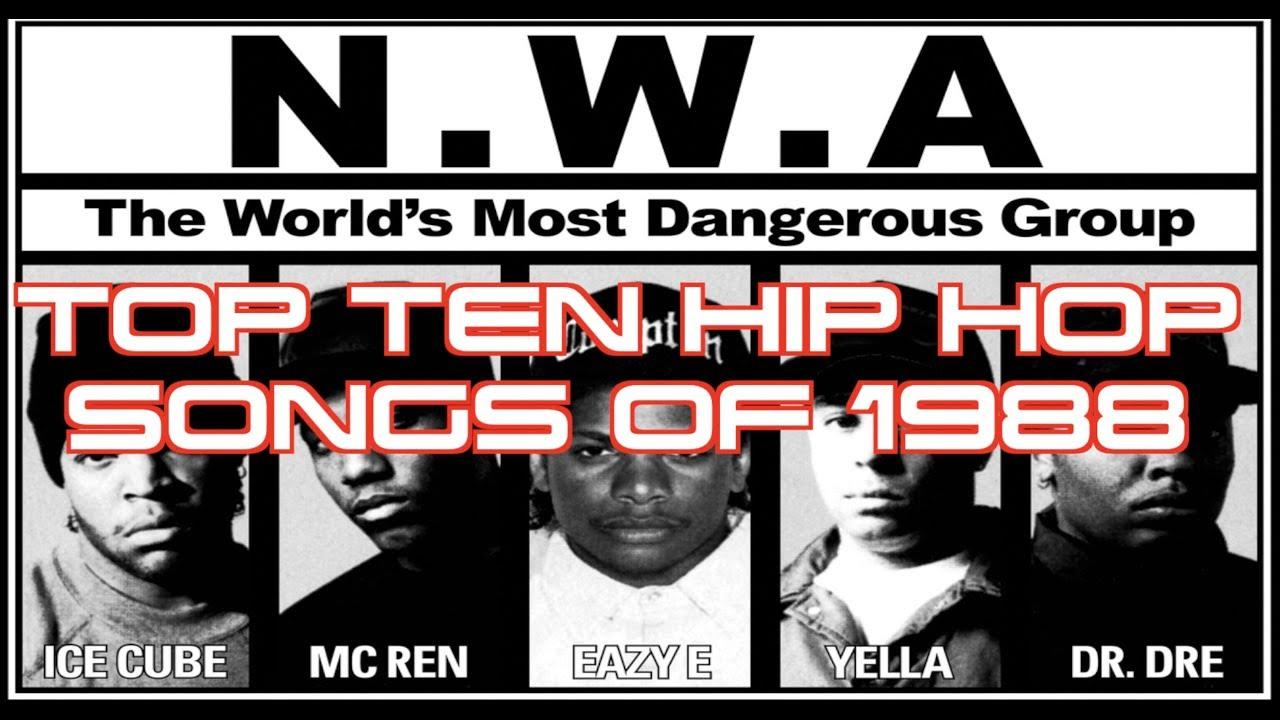 Top ten hip hop songs of 1988 youtube for Best songs of 1988