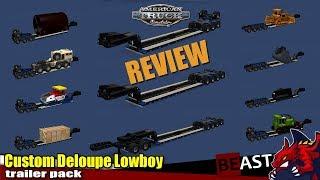 "[""ATS"", ""American Truck Simulator"", ""trailer pack Custom Deloupe Lowboy""]"