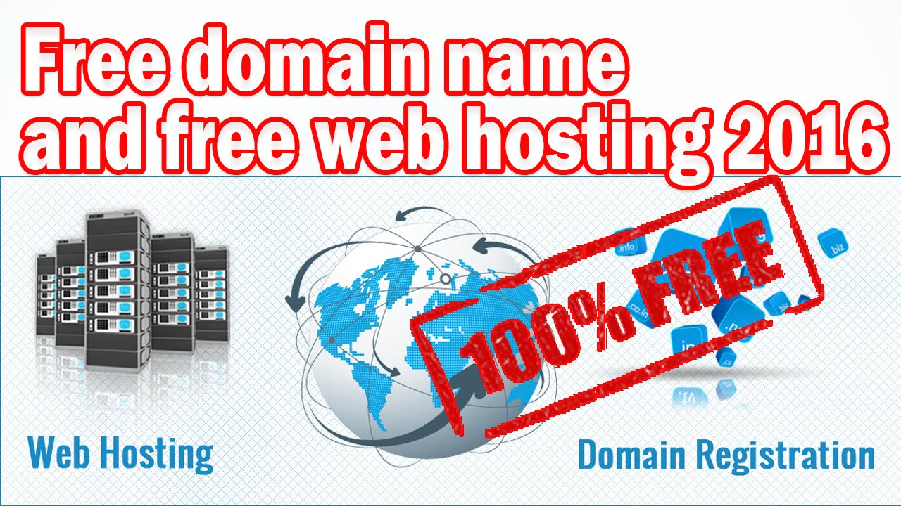 free web domain registration and hosting