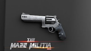 .357 Magnum at Level 15 | Maze Militia : LAN & Online Multiplayer Shooting Game 2017