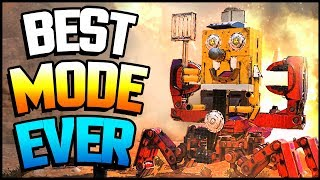 Crossout - THE GREATEST GAME MODE EVER! April Fools Day Brawl Event (Crossout Gameplay)