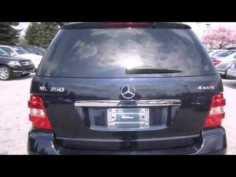 2007 Mercedes Benz ML350 West Chester PA
