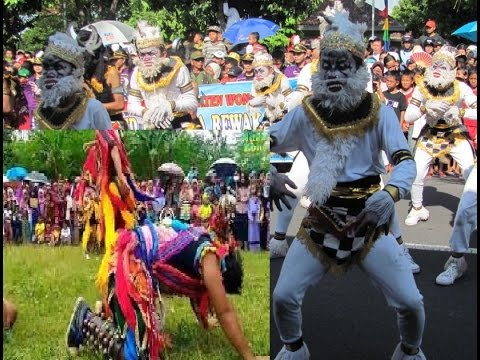 Anoman Ketek Putih Tarung karo atusan Buto - Menang - Rewo-rewo Wonosobo