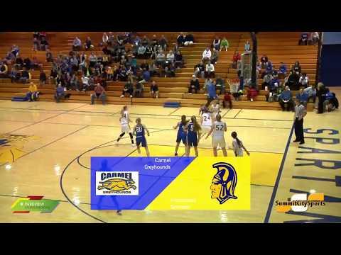 Carmel at Homestead | IHSAA Girls Basketball