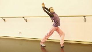 Svetlana Zakharova / Светлана Захарова - Stretching / Растяжка