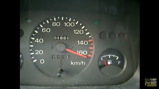 Daewoo Tico 170km/h V-max by Oscar